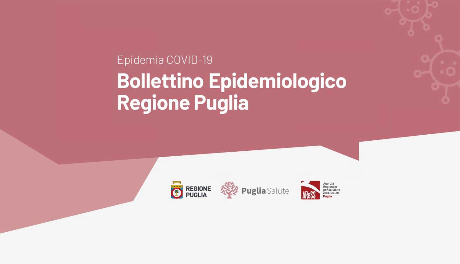 Pagina di copertina Bollettino Epidemiologico