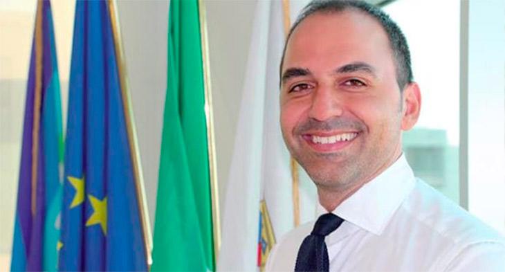 l'assessore allo Sport, Raffaele Piemontese